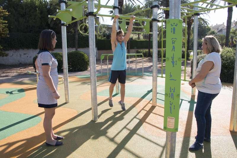 Bétera construeix un nou parc esportiu a Mas Camarena