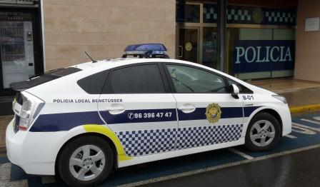 Imagen del nuevo vehículo híbrido. FOTO: EPDA.