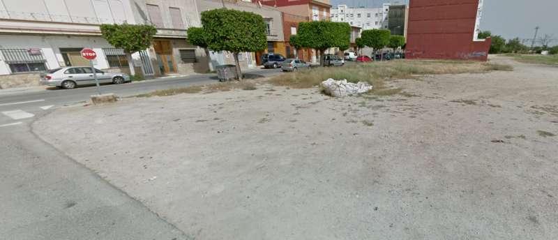 Fotodenuncia del PSOE. EPDA