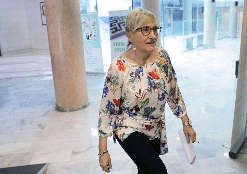 La consellera de Sanidad de la Generalitat Valenciana, Ana Barceló. EFE/Archivo