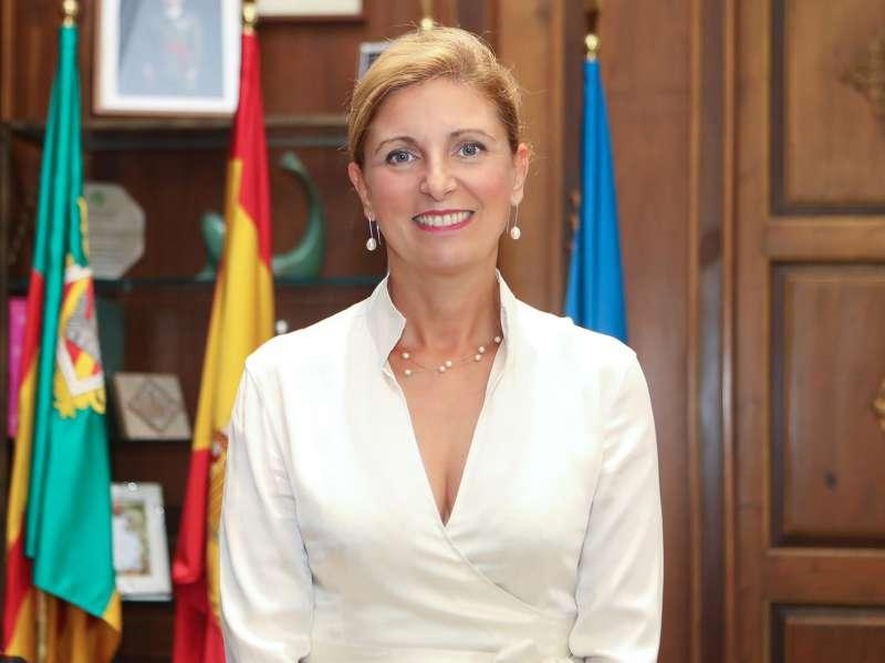 Amparo Marco, alcaldesa de Castellón.