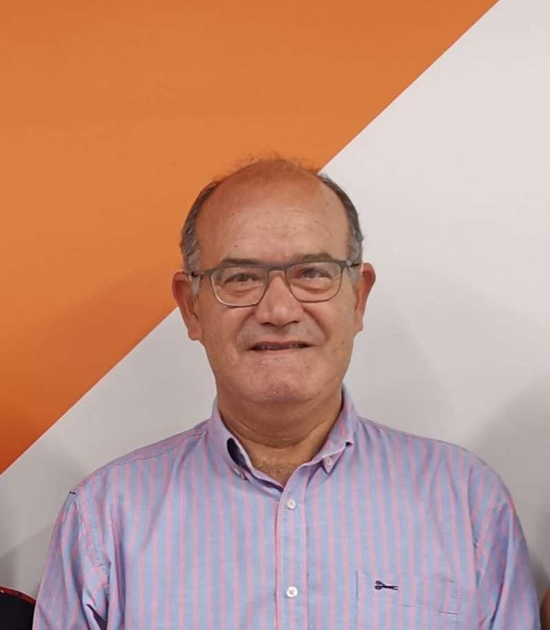 Concejal de Cs en el Ayuntamiento de València, Javier Copoví.