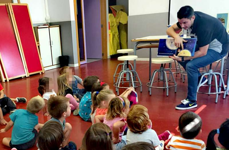 Alairach, especialista en literatura infantil
