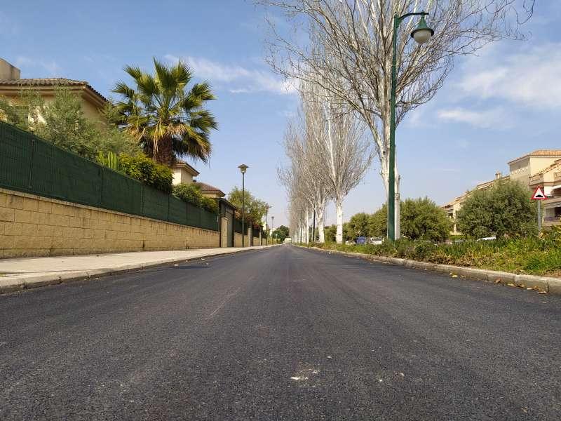 Asfaltat del Prat de Cabanes. EPDA.
