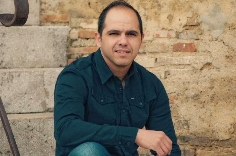 El portavoz de Ciudadanos Jorge Ibáñez. EPDA