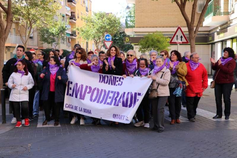 V Marcha de la Mujer