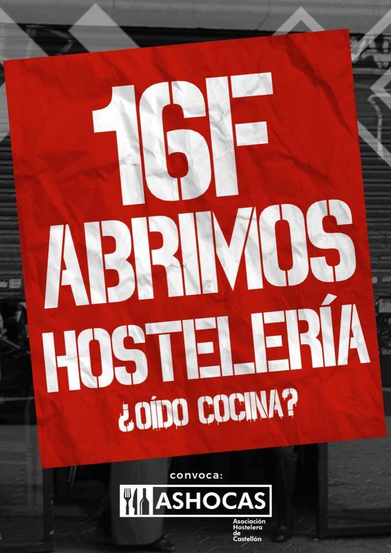 Imágen de la protesta de Ashocas / EPDA