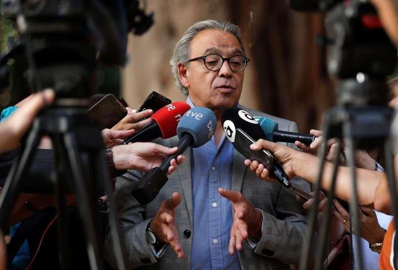 El vicesecretario general del PSPV-PSOE, Manolo Mata. EFE