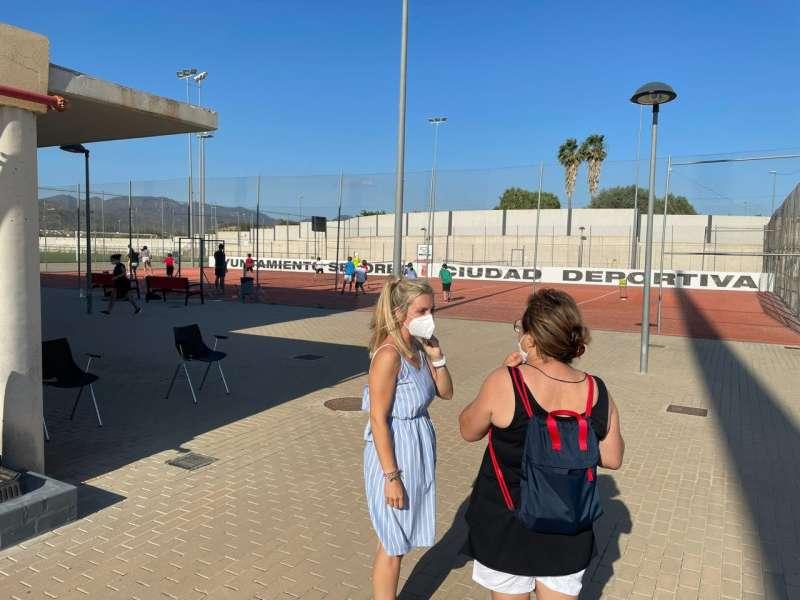 Los cursos se han celebrado en la Ciudad Deportiva