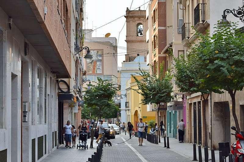 Barrio de Mislata. EPDA.