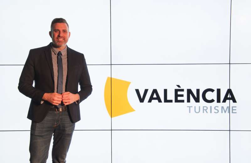 Jordi Mayor, diputat responsable de Turisme i vicepresident del Patronat
