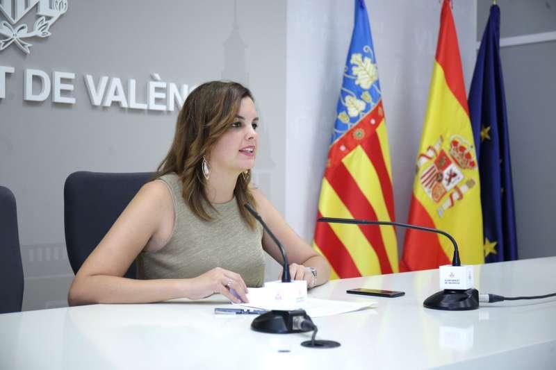 Sandra Gómez. EPDA.