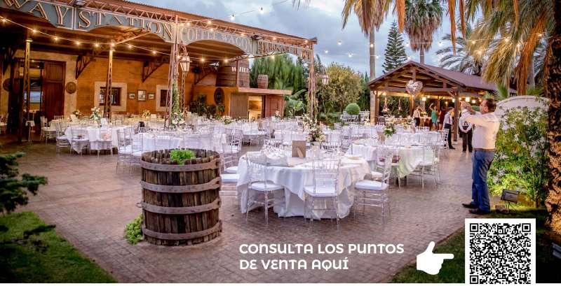 Sorteo de una comida en el Restaurante El Mirador.