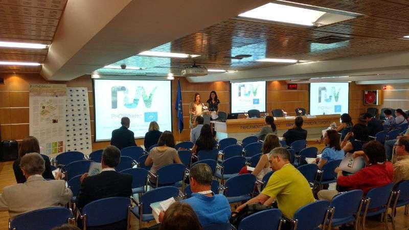 Presentación del proyecto europeo PHORwater